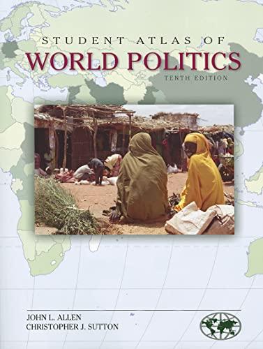 9780078026201: Student Atlas of World Politics