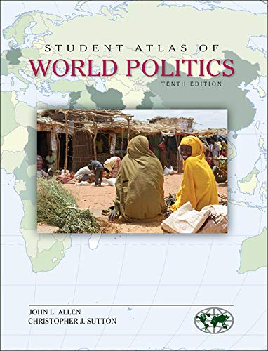 9780078026201: Student Atlas of World Politics