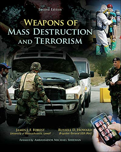 9780078026225: Weapons of Mass Destruction and Terrorism (Textbook)
