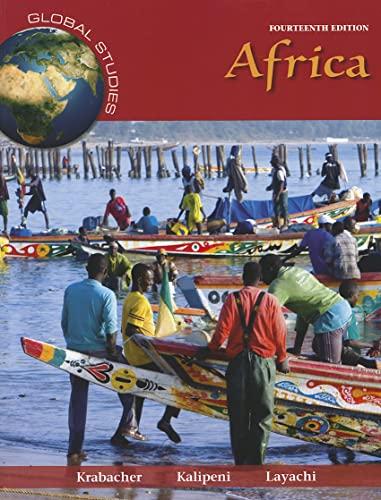 9780078026232: Global Studies: Africa
