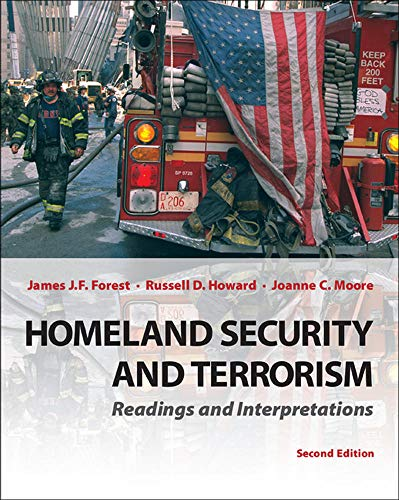 9780078026294: Homeland Security and Terrorism: Readings and Interpretations (Textbook)