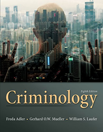 9780078026423: Criminology