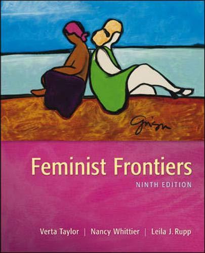 9780078026621: Feminist Frontiers