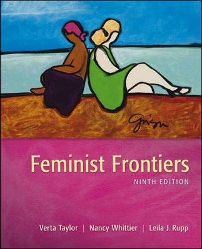 Feminist Frontiers: TAYLOR