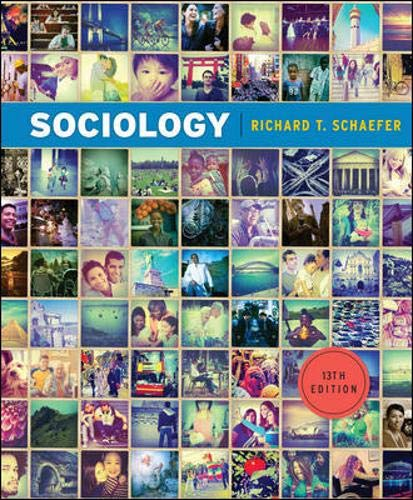 9780078026669: Sociology, 13th Edition
