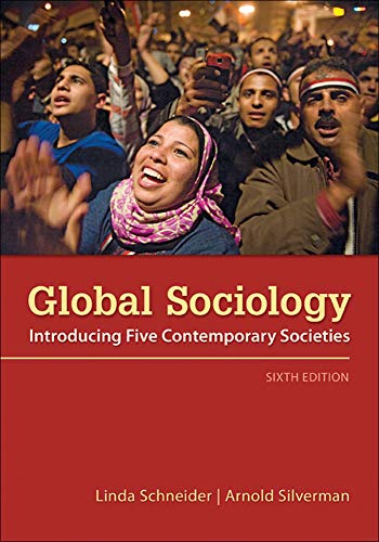 9780078026706: Global Sociology: Introducing Five Contemporary Societies
