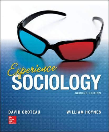 9780078026737: Experience Sociology