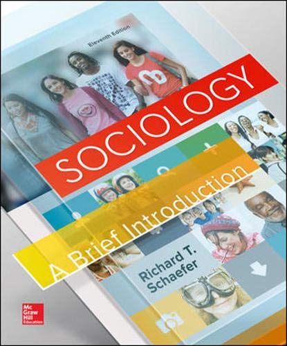 9780078027109: Sociology: A Brief Introduction