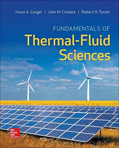 9780078027680: Fundamentals of Thermal-Fluid Sciences