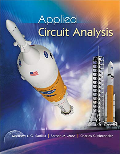 9780078028076: Applied Circuit Analysis