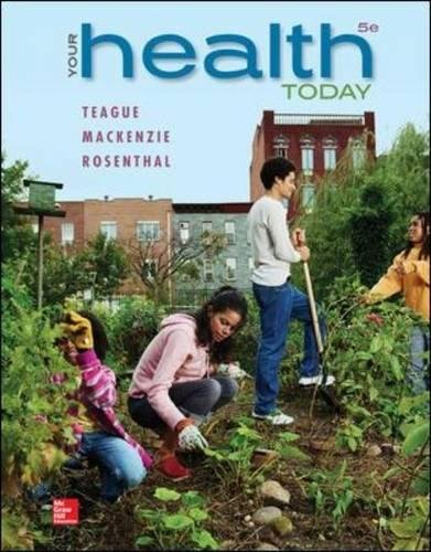 9780078028595: Your Health Today: Choices in a Changing Society Loose Leaf Edition (B&B Health)