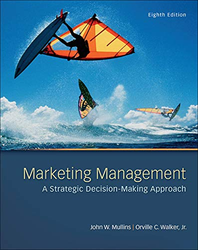 9780078028793: Marketing Management: A Strategic Decision-Making Approach (Irwin Marketing)