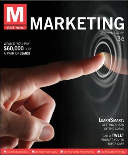 9780078028854: M: Marketing