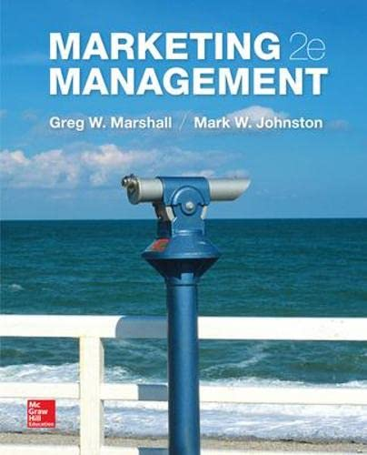 9780078028861: Marketing Management (Irwin Marketing)