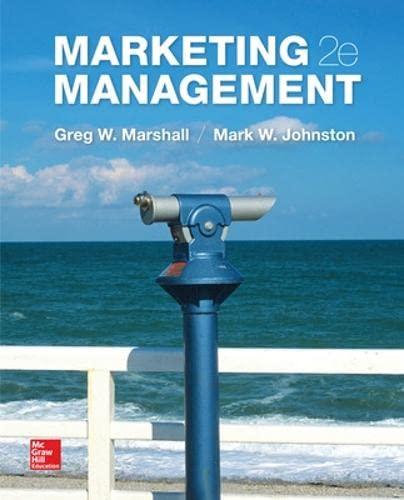 9780078028861: Marketing Management