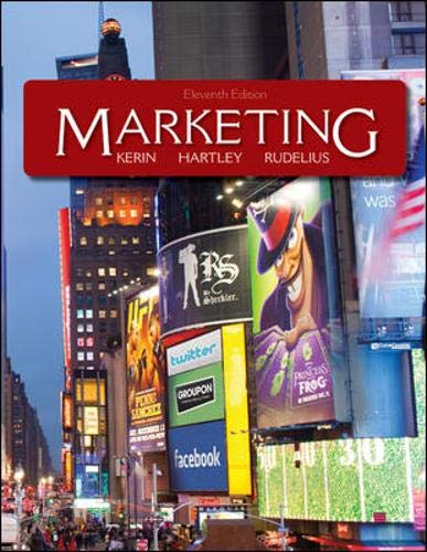 9780078028892: Marketing