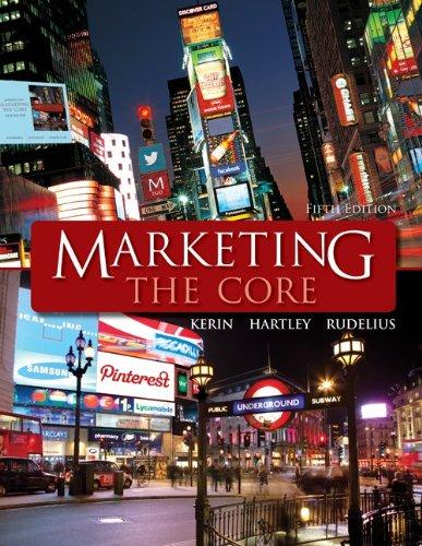 9780078028922: Marketing: The Core