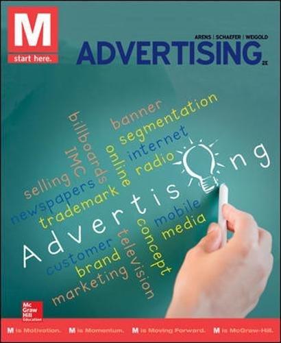 9780078028960: M: Advertising