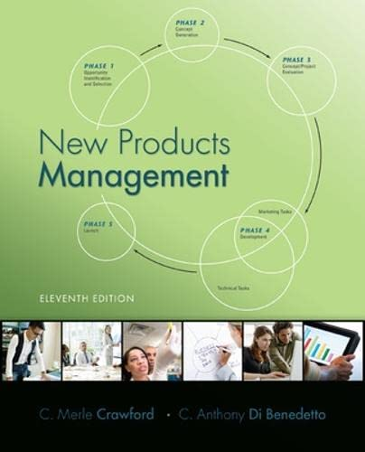 9780078029042: New Products Management (Irwin Marketing)