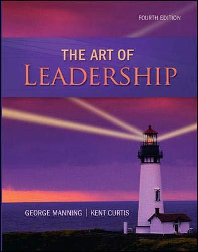 9780078029080: The Art of Leadership