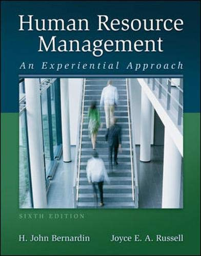 9780078029165: Human Resource Management