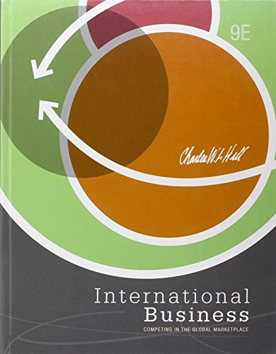 International Business: Hill, Charles W.