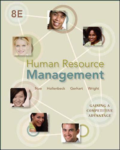 9780078029257: Human Resource Management
