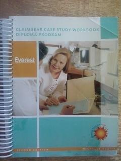 9780078029899: Claimgear Case Study Workbook : Diploma Program