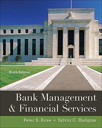 9780078034671: Bank Management & Financial Services