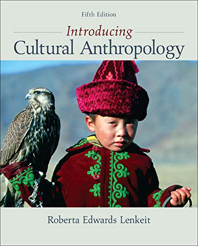 9780078034879: Introducing Cultural Anthropology