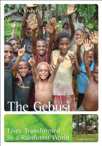 9780078034923: The Gebusi: Lives Transformed in a Rainforest World Third Edition