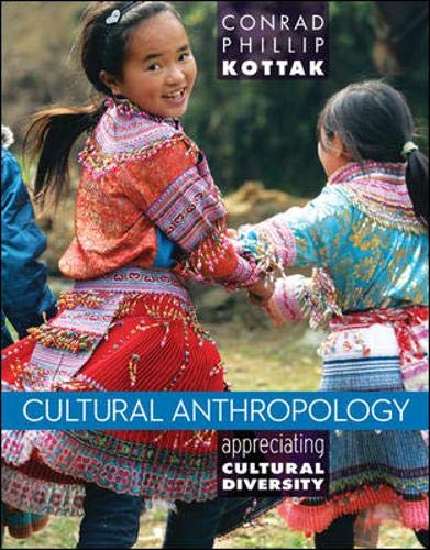 9780078035005: Cultural Anthropology: Appreciating Cultural Diversity