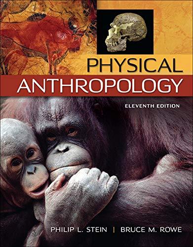 9780078035036: Physical Anthropology