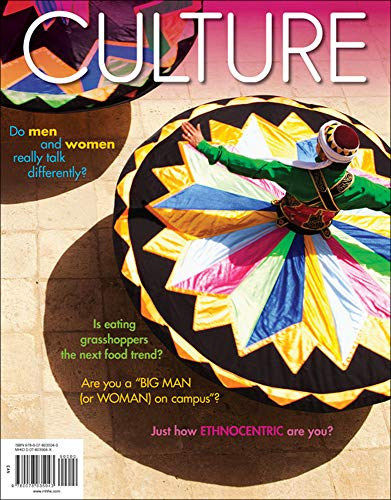 CULTURE: Kottak, Conrad, Gezon,
