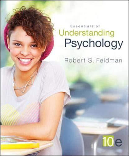 9780078035258: Essentials of Understanding Psychology