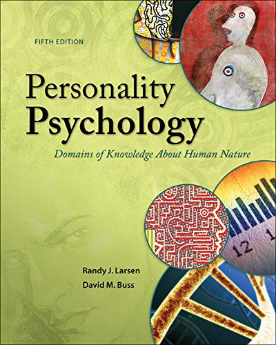 9780078035357: Personality Psychology: Domains of Knowledge About Human Nature