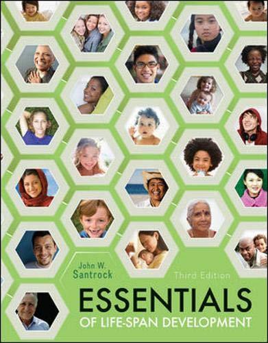 9780078035425: Essentials of Life-Span Development