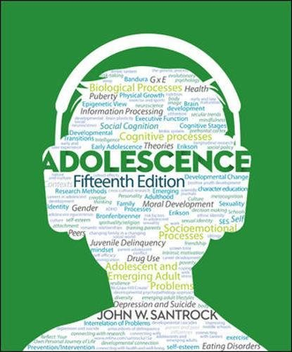 9780078035487: Adolescence