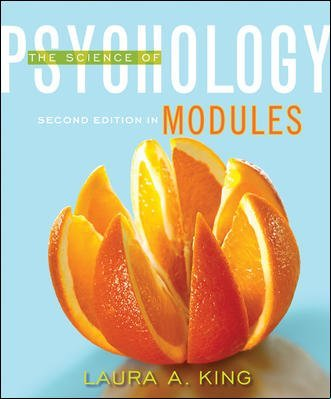 9780078035494: The Science of Psychology: Modules, 2nd Edition