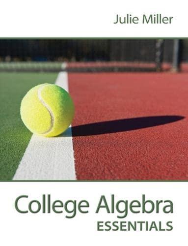 9780078035616: College Algebra Essentials