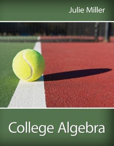 9780078035630: College Algebra