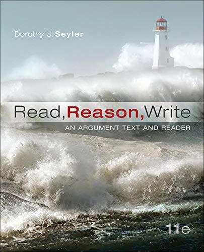 9780078036217: Read, Reason, Write