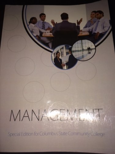 9780078036675: Management: A Practical Introduction, 6th Edition (Columbus State Community College)