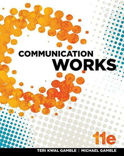9780078036811: Communication Works