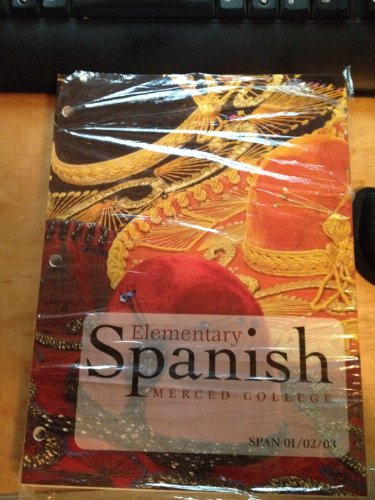 9780078037856: Elementary Spanish (Merced College)