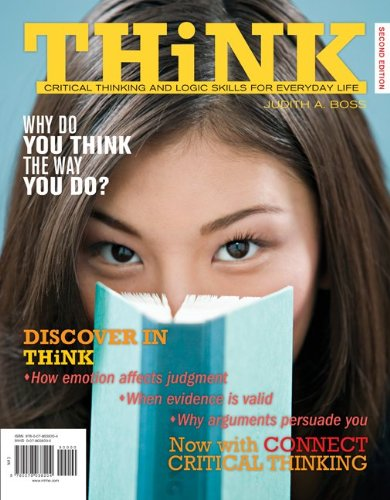 THiNK, Second edition - Text Only: Judith A. Ross