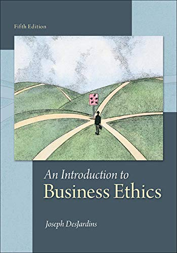 9780078038327: An Introduction to Business Ethics (Philosophy & Religion)