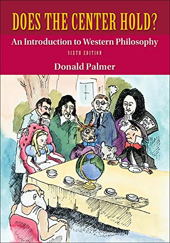 9780078038372: Does the Center Hold? an Introduction to Western Philosophy