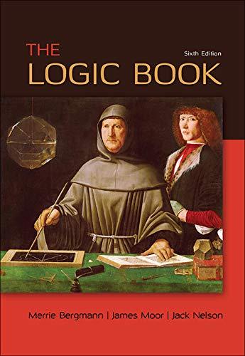 9780078038419: The Logic Book