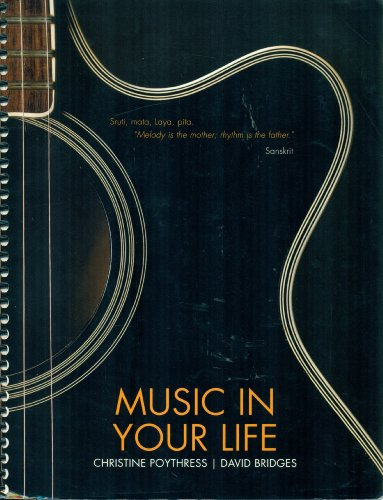 9780078039249: Music in your life